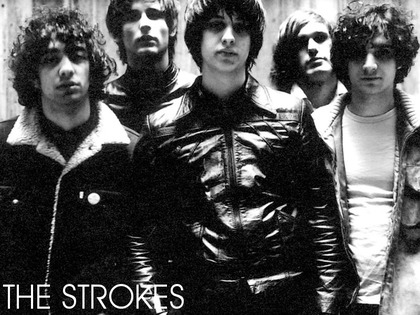 Large 13930 the strokes4