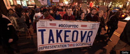 Large r occupy dc large570