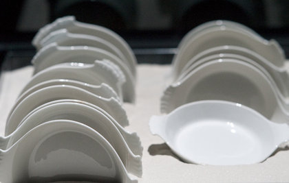 Large rsz titanic plates