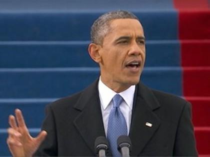 Large obama inaugural