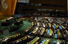 Medium un meeting on environment at general assembly