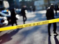 Medium police tape crime scene ap