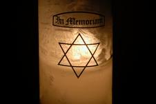 Medium shiva candle