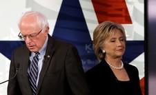 Medium clinton and sanders democratic debate e1447599145328
