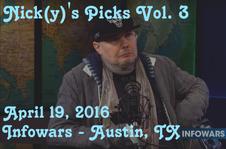 Medium nickys picks vol 3