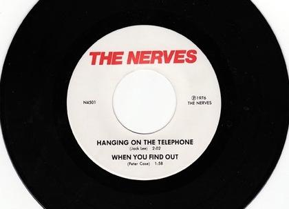 Large nerves label a