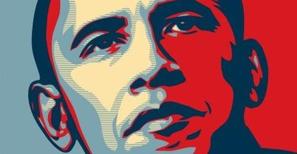 Large obama hope