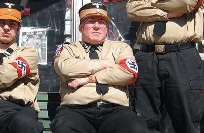 Large american nazi