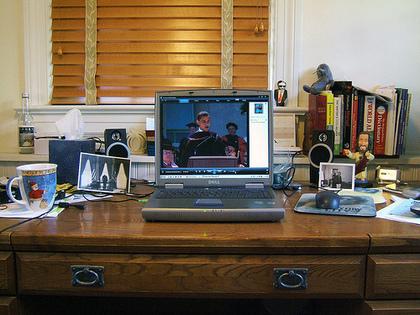 Large obama computer